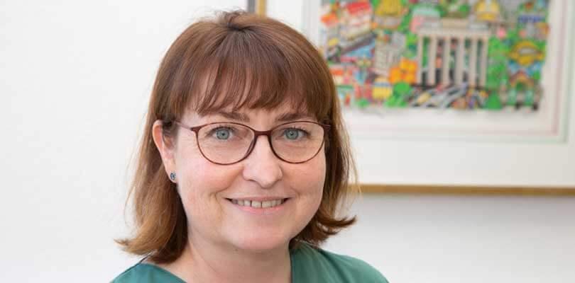 Katja - Tandlæge i Tyskland